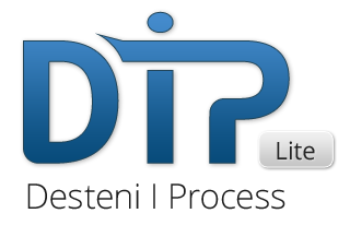 Desteni I Process Lite Logo